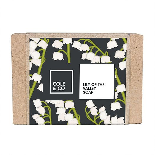 Sebon Cole & Co Soap - Lili'r Maes | Lily of the Valley